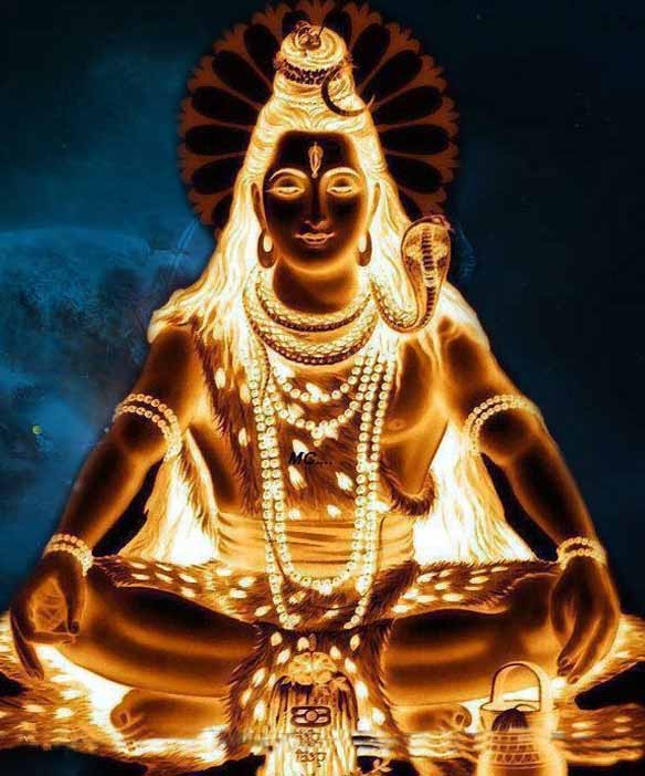 Lord Shiva - Destroyer of Sorrows - Rudram
