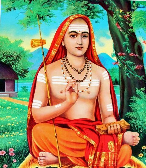 Sri Adi Shankaracharya