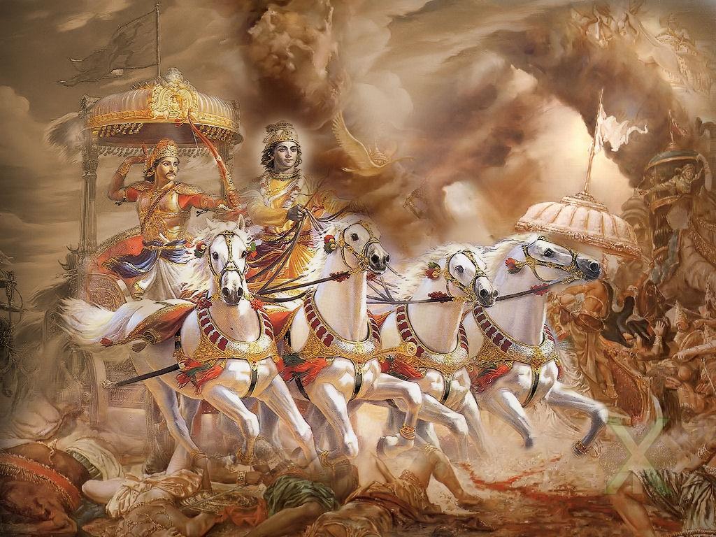 Sankhya Yoga - Bhagavad-Geeta - Chapter 2