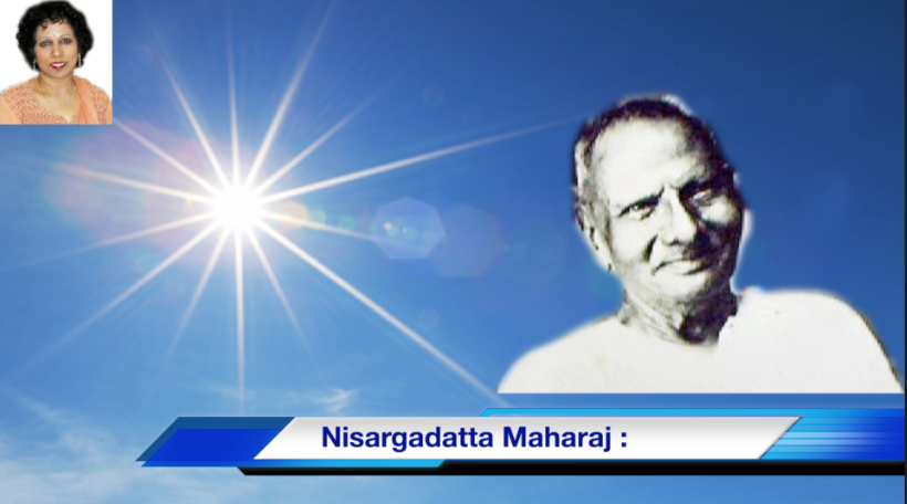 Nisargadatta : The Sense of I Am - Video