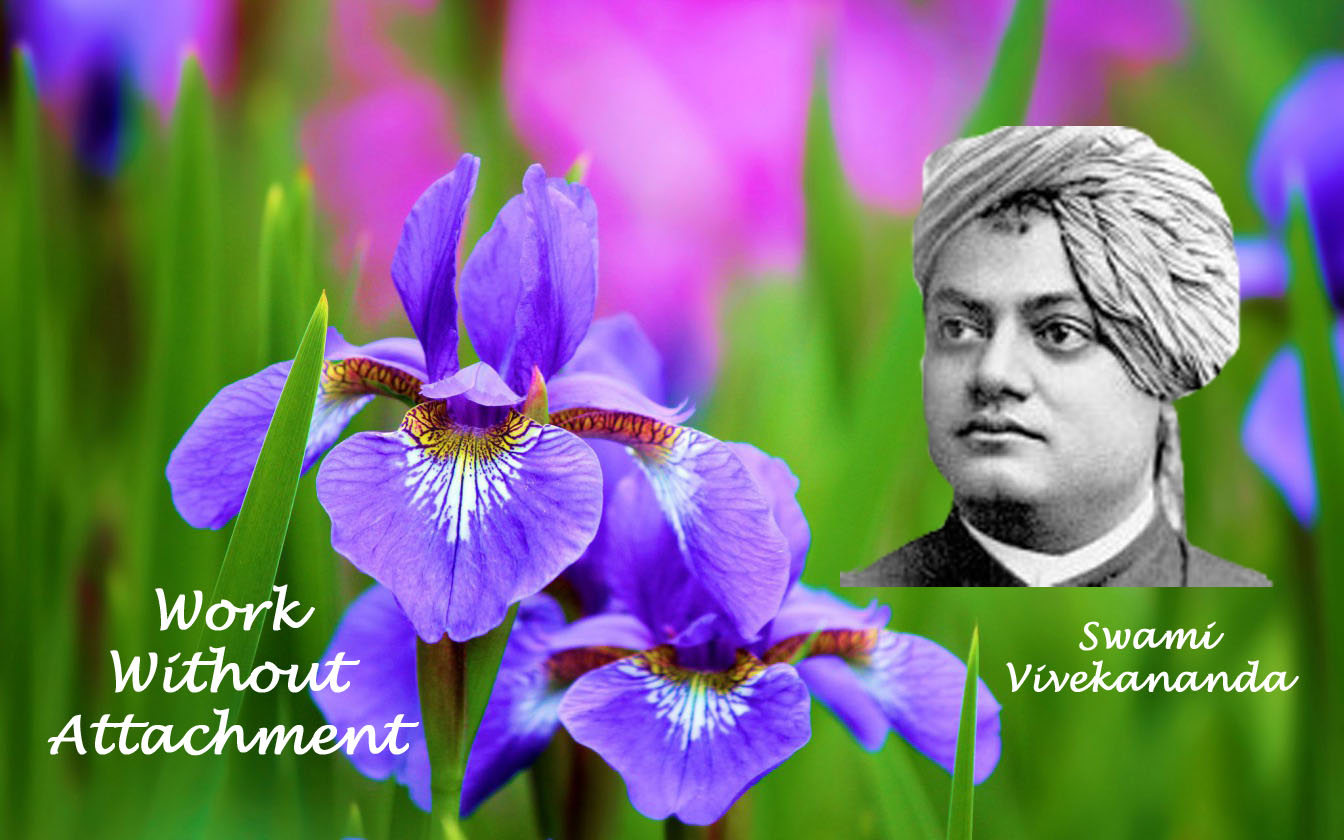 Vivekananda : Work Without Attachment - Video
