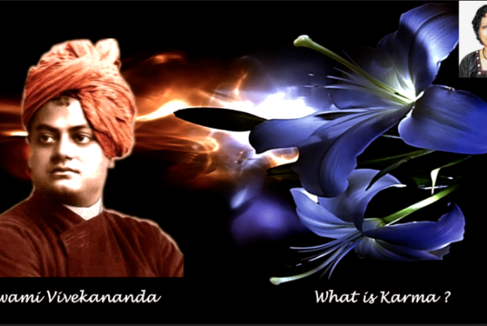 Vivekananda : What is Karma - Video