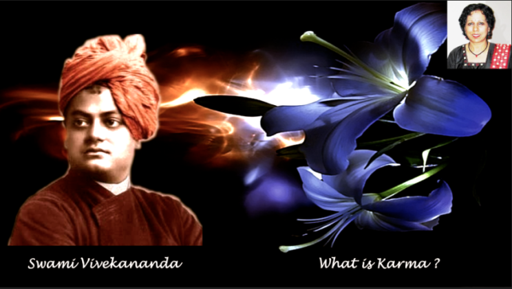 Vivekananda : What is Karma - Video