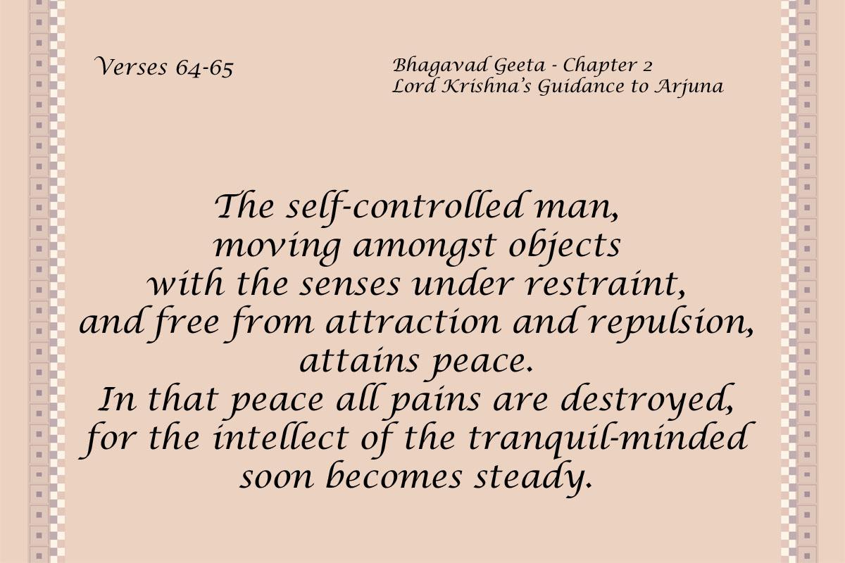 Bhagavad Geeta Quote 18