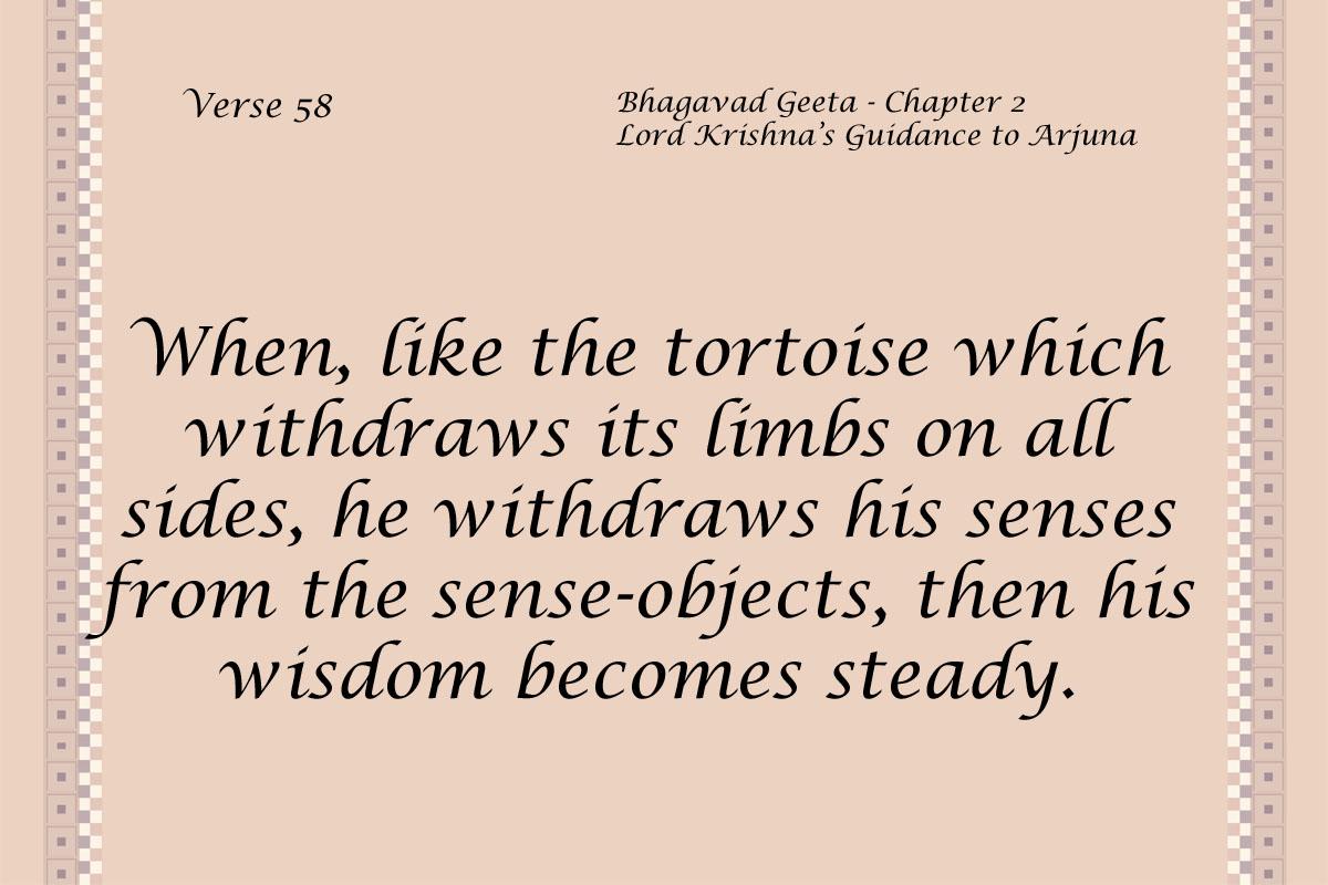 Bhagavad Geeta Quote 9