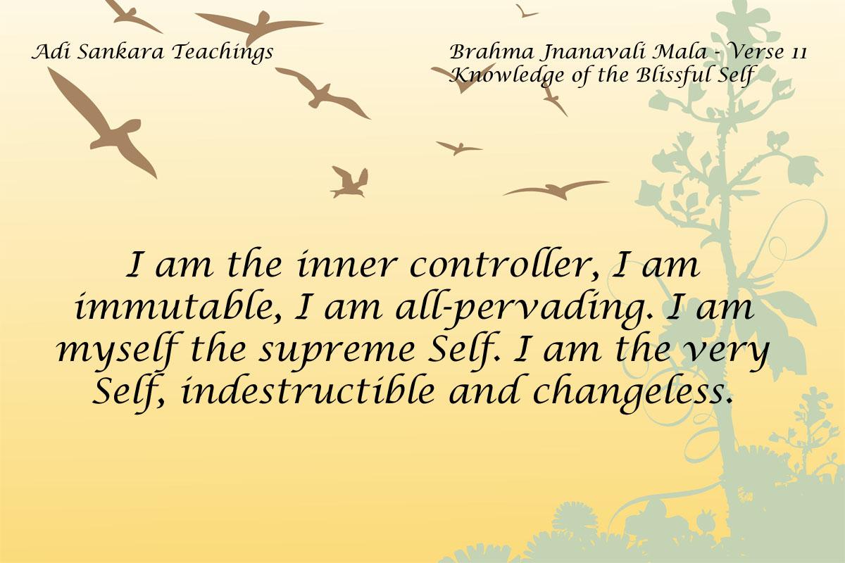 Brahma Jnaavali Quote 11