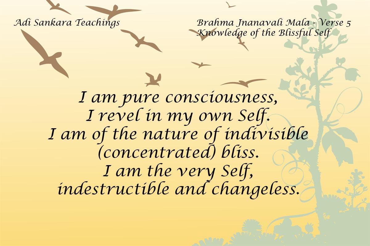 Brahma Jnaavali Quote 5