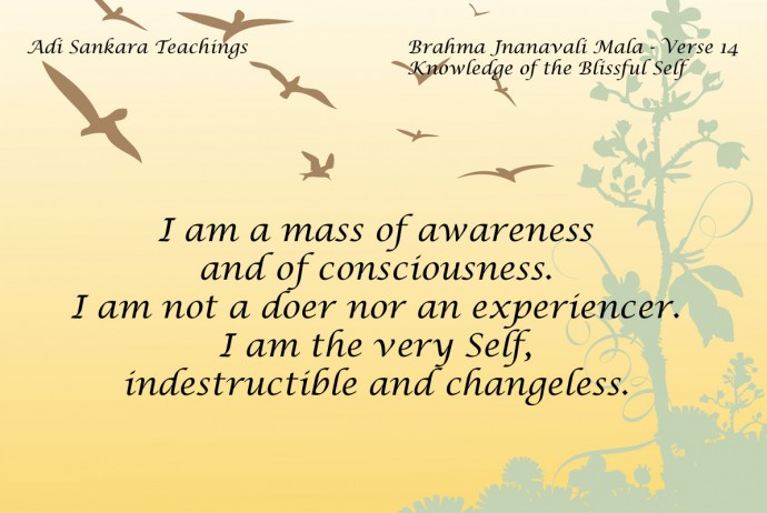 Brahma Jnanavali Quote 14