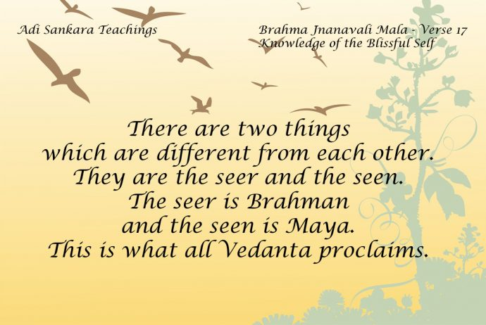 Brahma Jnanavali Quote 17