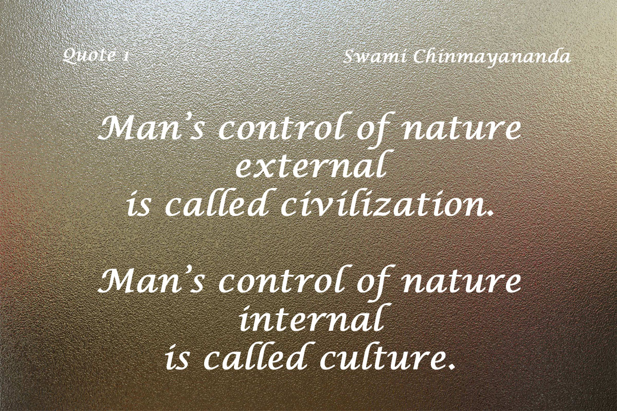 Chinmayananda Quote 1