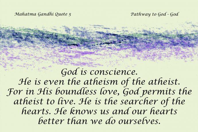 Gandhi Quote 5