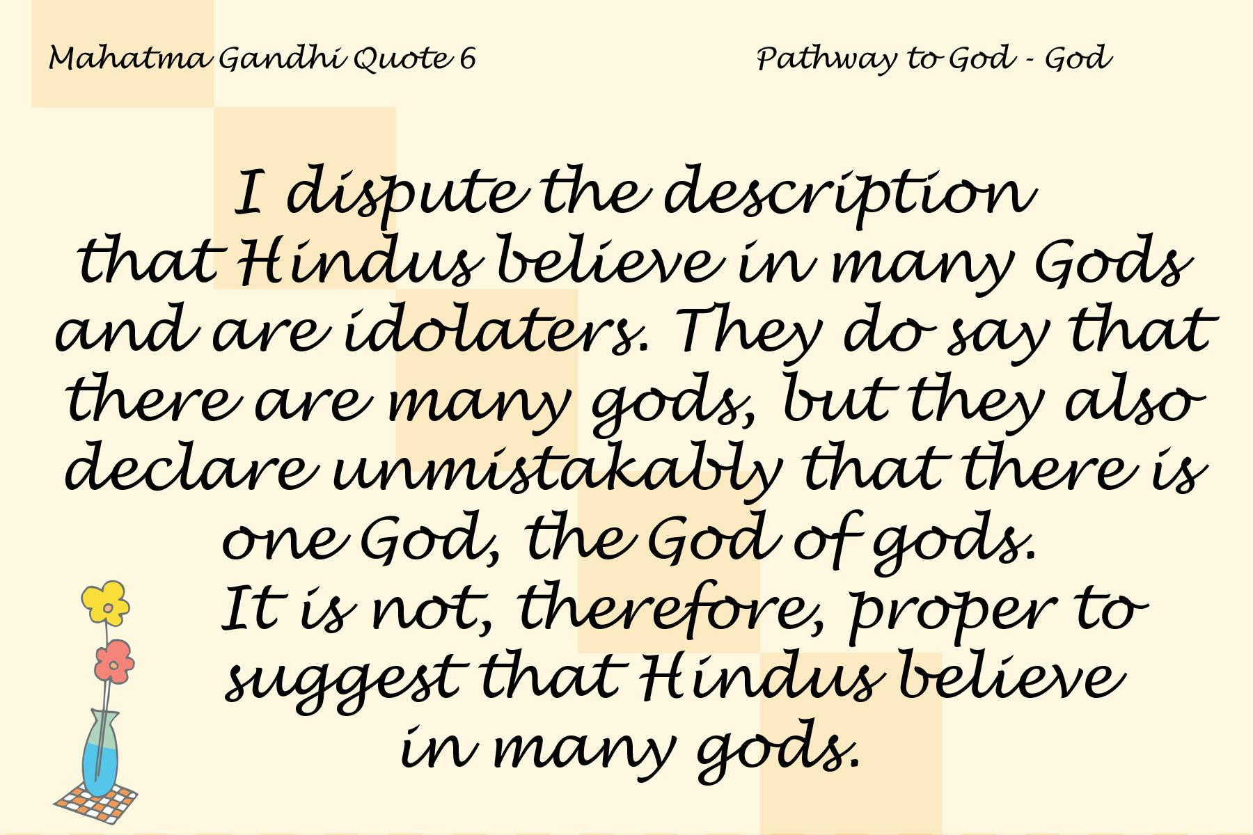 Gandhi Quote 6