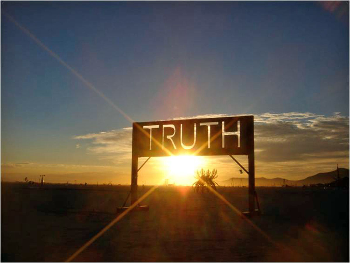 Pathway to God - Truth - Gandhi