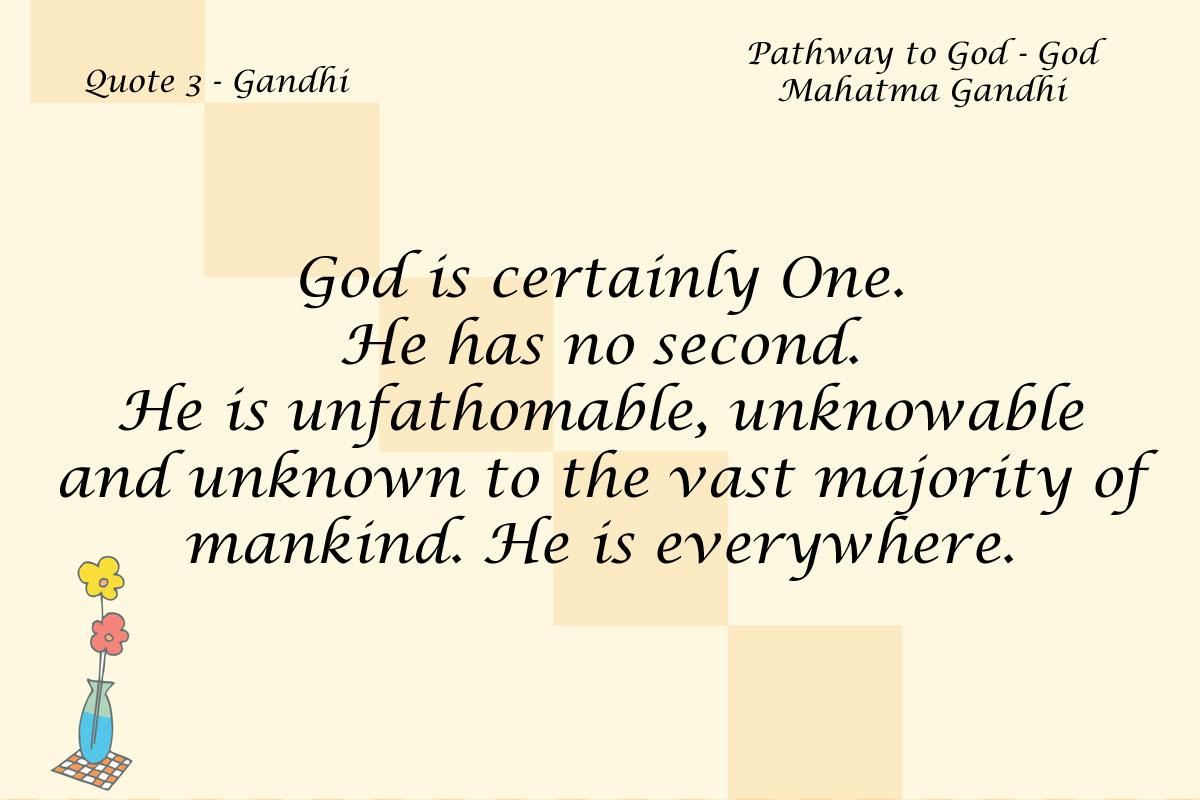 Gandhi Quote 3