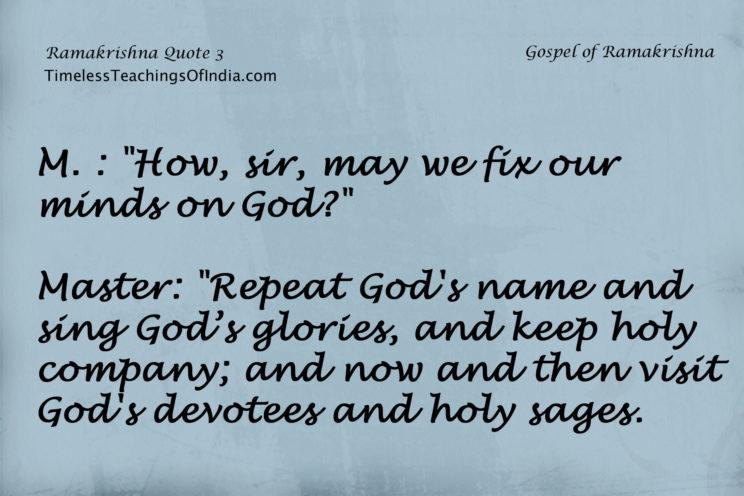Ramakrishna Quote 3