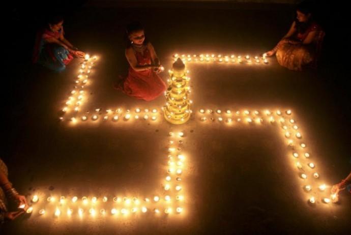 Symbols and rituals are universal