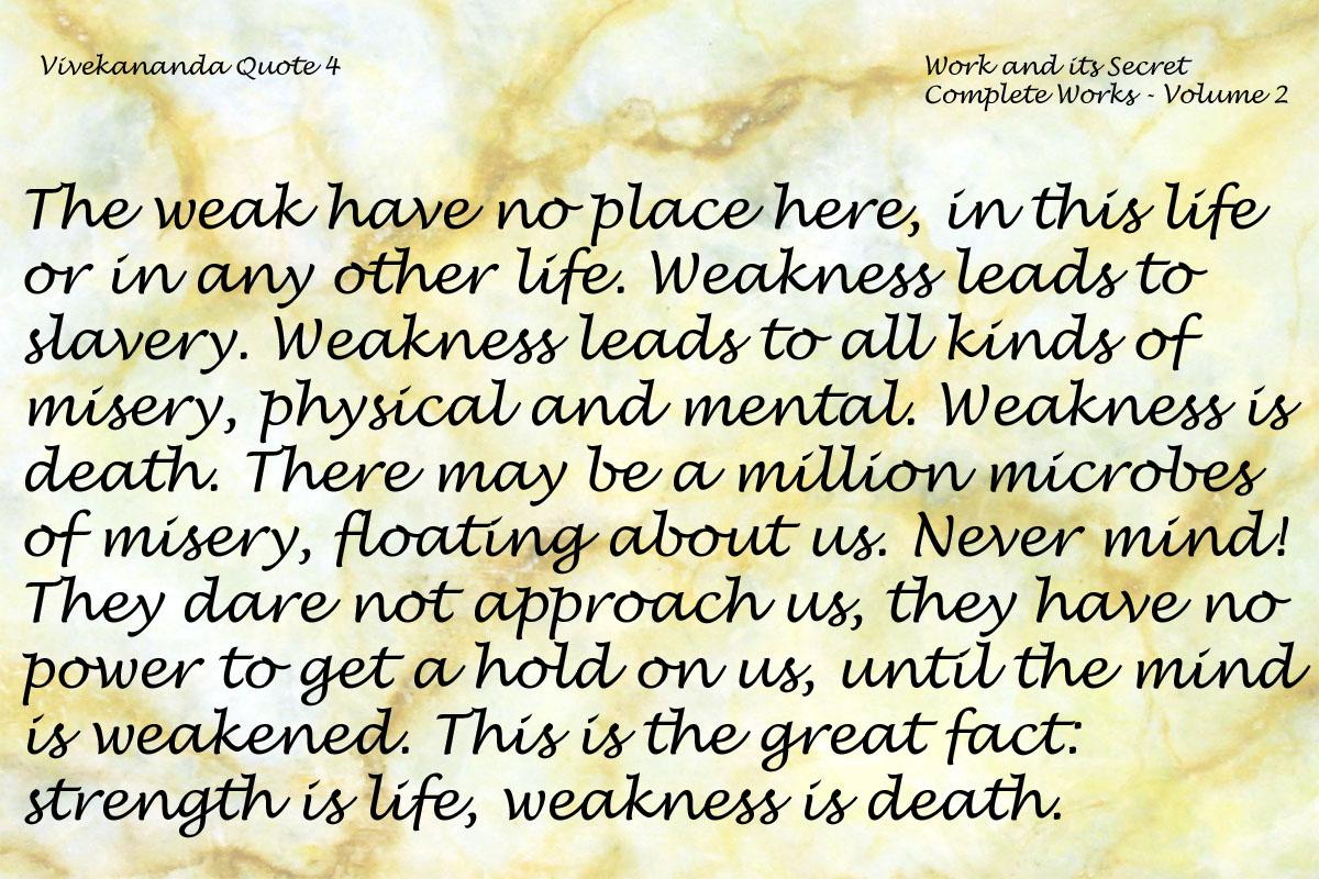 Vivekananda Quote 4