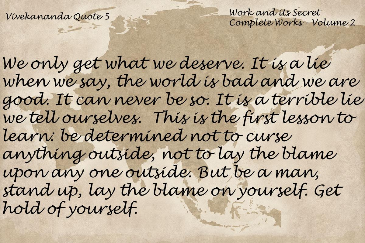 Vivekananda Quote 5