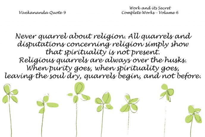 Vivekananda Quote 9