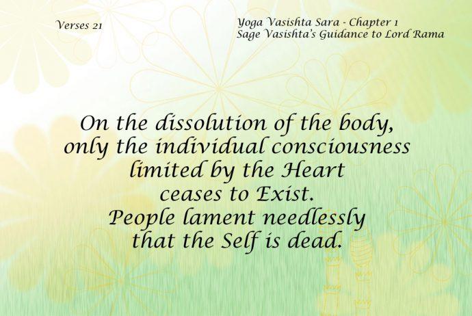 Yoga Vasishta Quote 21